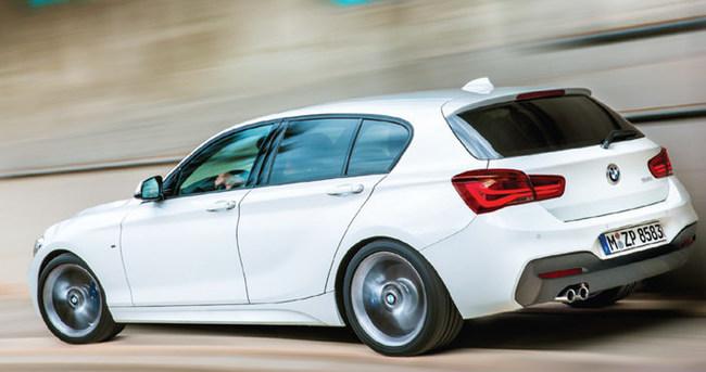 BMW 1 özünü buldu