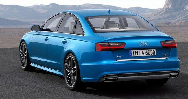 Audi A6 yeni yıla yeni yüz ile girdi