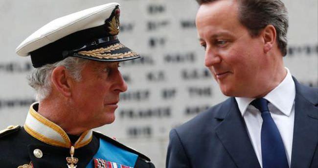 İngiltere'de Prens Charles korkusu