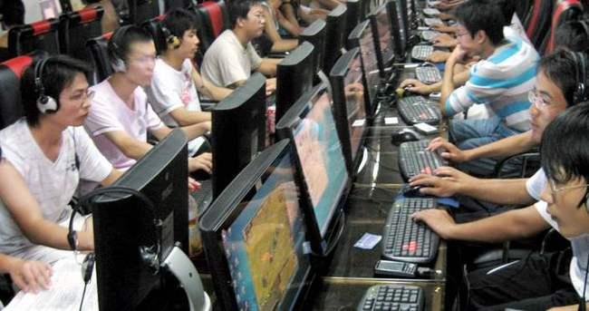 Çin'in ''online nüfusu'' 649 milyon