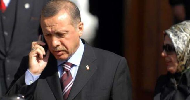 Erdoğan'dan Abe'ye taziye telefonu