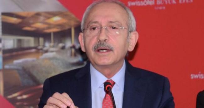 Kılıçdaroğlu isyan çağrısı yaptı