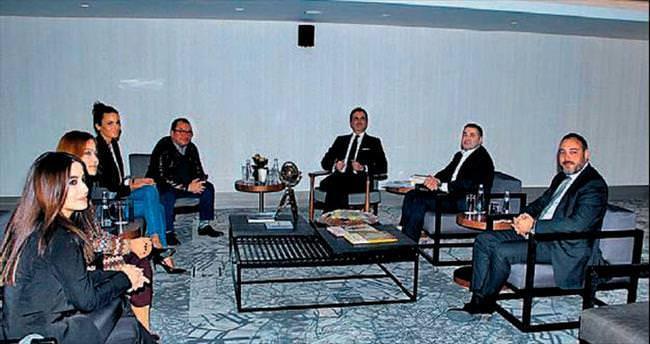 'Türk dizileri artık tüm dünyada marka haline geldi'