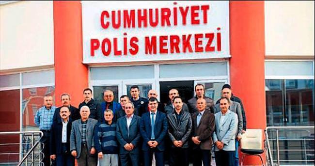 Manavgat'ta huzur toplantısı yapıldı