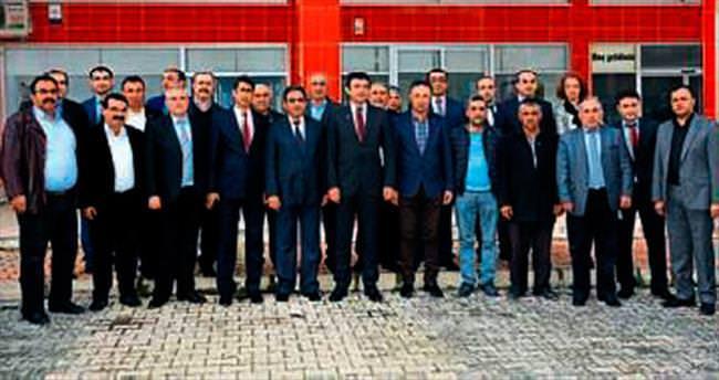 İşadamlarının Antalya gündemi