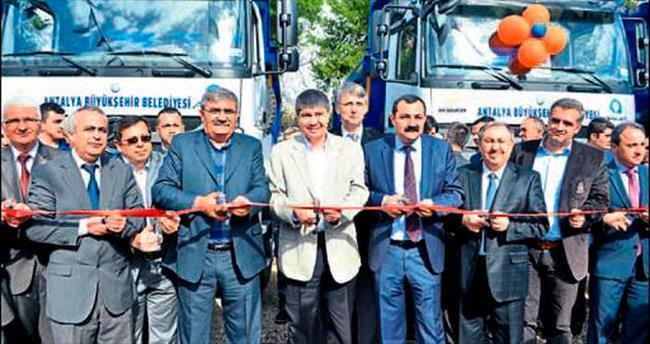 Köy yolları için dev yatırım