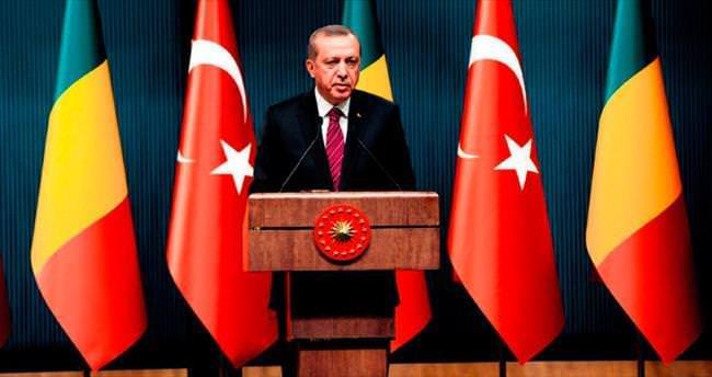 Erdoğan'dan Yılmaz'a sert cevap: İşine bak