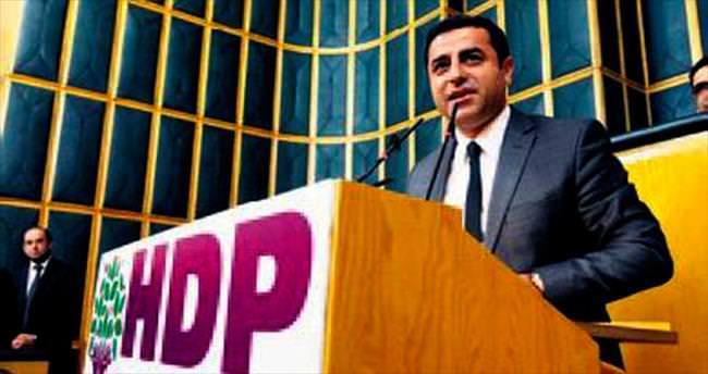 Demirtaş: 'Öcalan eşittir HDP' diyemeyiz