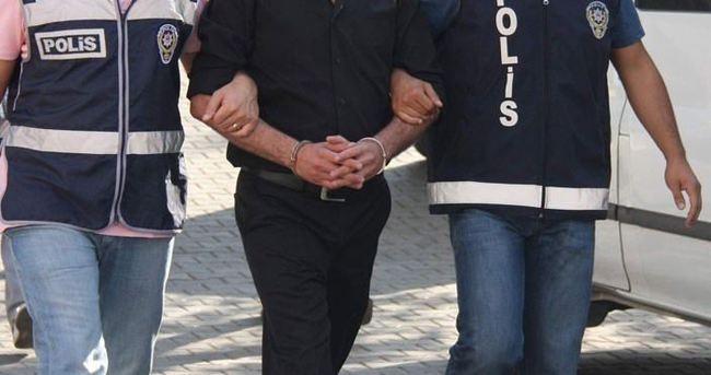 İlçe başkanı tutuklandı