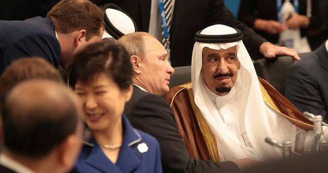 Suudilerden Rusya'ya petrol teklifi iddiası