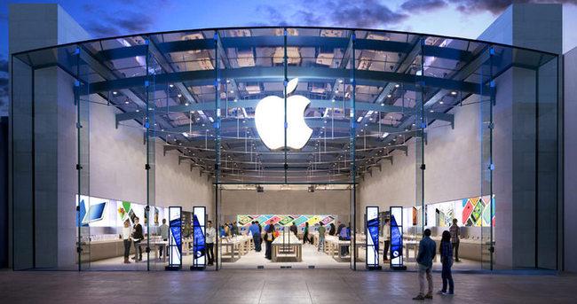 Apple Store'a dev rakip
