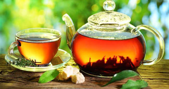 Kadınlar çay atıkları ile güzelleşecek