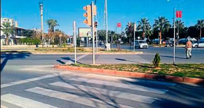 Mersin'deki trafik ciddiyeti ve ciddiyetsizliği