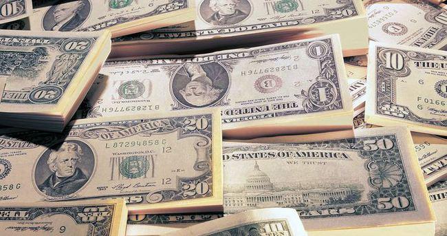 Dolar rekora doymuyor