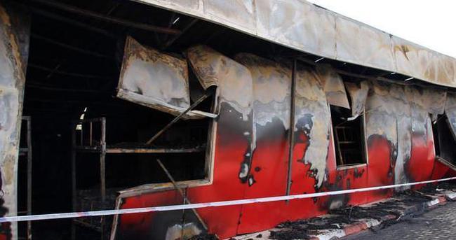 Fabrikada yangın faciası: 3 ölü