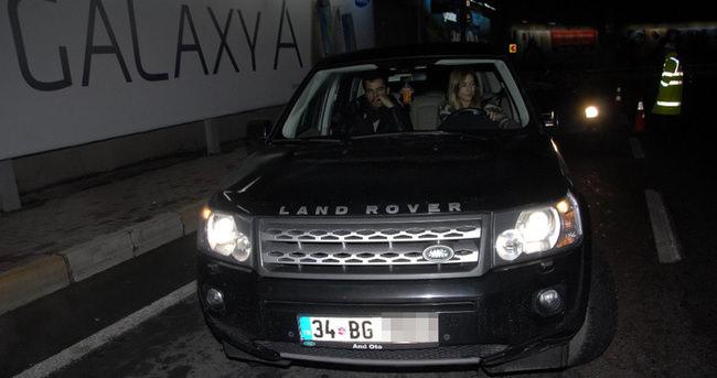Kenan İmirzalıoğlu ile Sinem Kobal'ın birlikte ilk görüntüsü