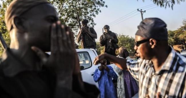 Boko Haram cami ateşe verdi: 100 ölü