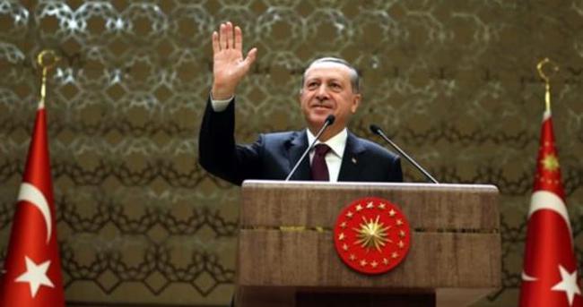 O ödül ilk kez Erdoğan'a verilecek