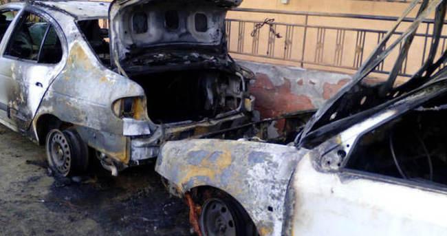 İzmit'te 4 günde 15 araç kundaklandı