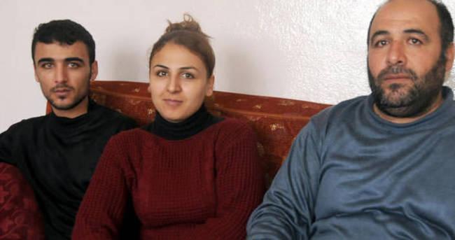 Suriye'de rehin alınan 4 kişi serbest bırakıldı