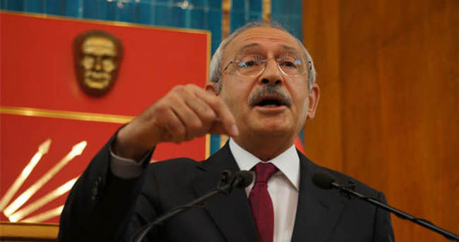 Kılıçdaroğlu 'Bank Asya'ya sahip çıktı
