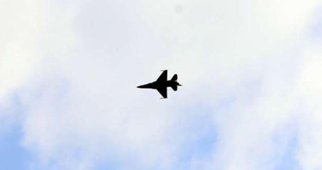 Ürdün uçakları vurmaya başladı!