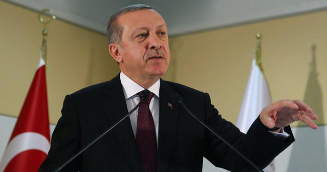Erdoğan'dan 20 yıl sonra bir ilk