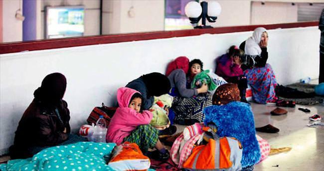 Suriyeli mültecilere 3 milyonluk yardım