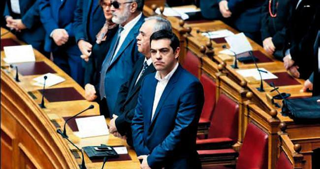 Yeni parlamento yemin etti