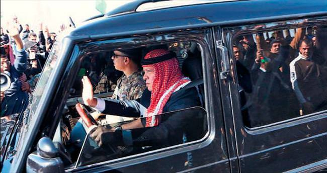 Ürdün Kralı: Yakıtınız bitene kadar IŞİD'i vurun