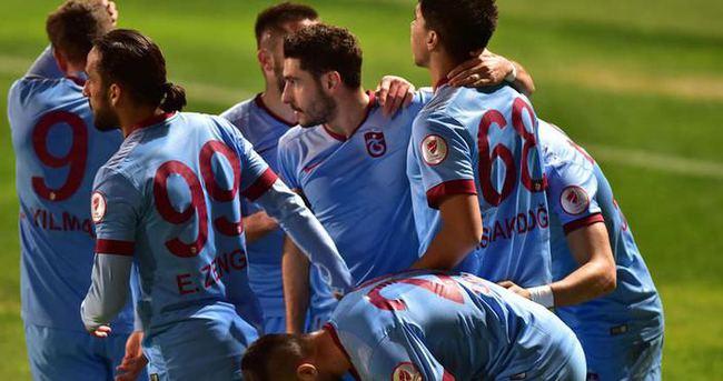 Trabzonspor, Üç Büyüklere karşı kazanamıyor