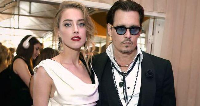 Johnny Depp ile Amber Heard'ın balayı adresi Bahamalar