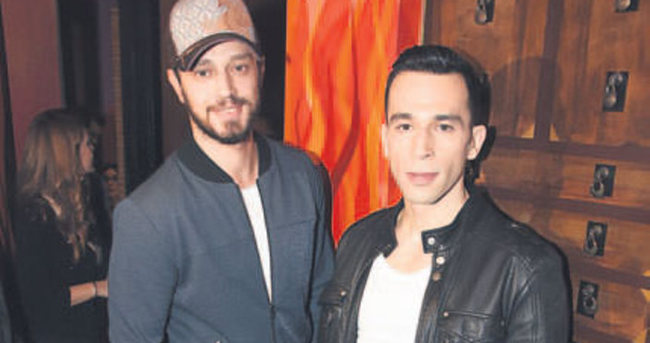 Mert Ali'ye Murat Boz desteği