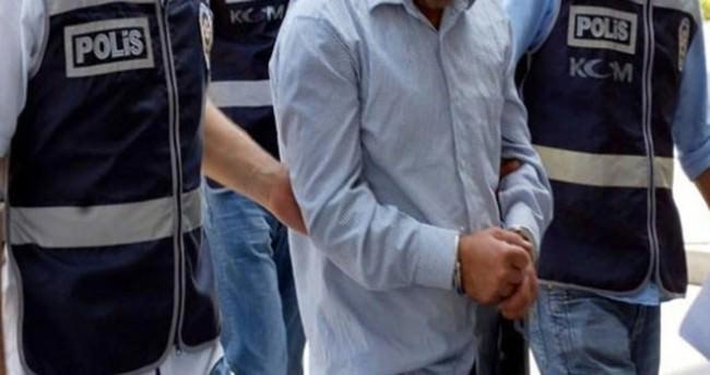 Şanlıurfa'da terör gözaltısı