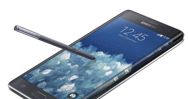 Galaxy S6'nın ekranı böyle olacak!