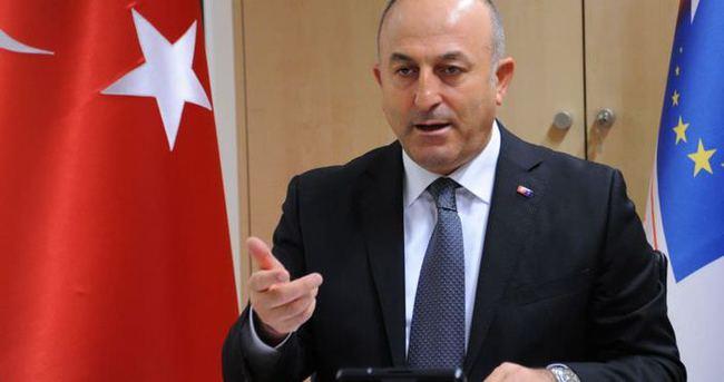 Mevlüt Çavuşoğlu o konferansa katılmıyor