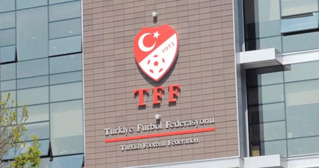 TFF'den Trabzonspor'a sert teki