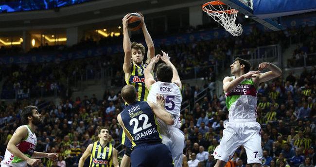 Fenerbahçe Ülker son nefeste