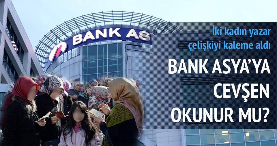 Bank Asya'ya cevşen okunur mu