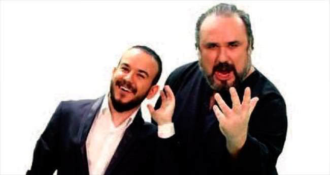 İki tenordan türkü düeti