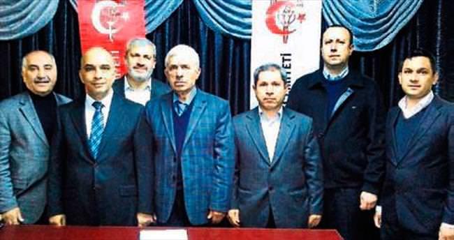 İlim Yayma Cemiyeti Adana'da yönetimi seçti
