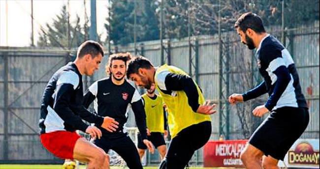 Gaziantepspor bugün Kayseri'ye konuk oluyor