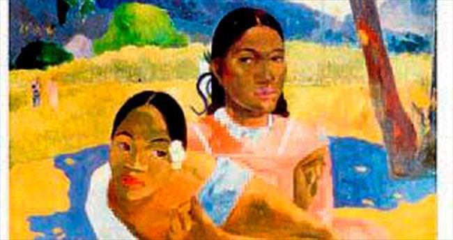 Gauguin rekor kırdı