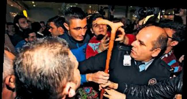 Trabzon'a sevgi seli