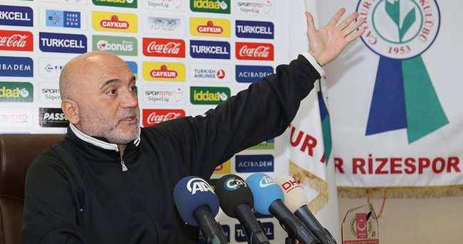 Hikmet Karaman, Türkiye'nin Robben'ini açıkladı