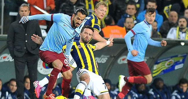 Trabzonsporlu futbolcular ıslıklandı