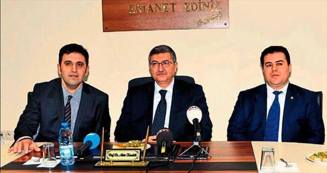 Gaziantep'e sağlık için 600 yeni yatak geliyor