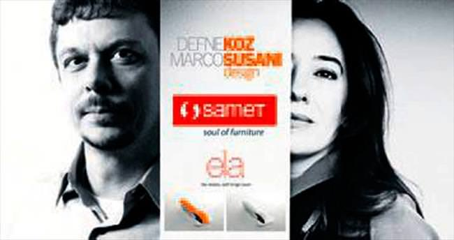 SAMET'e IF DESIGN'dan ödül