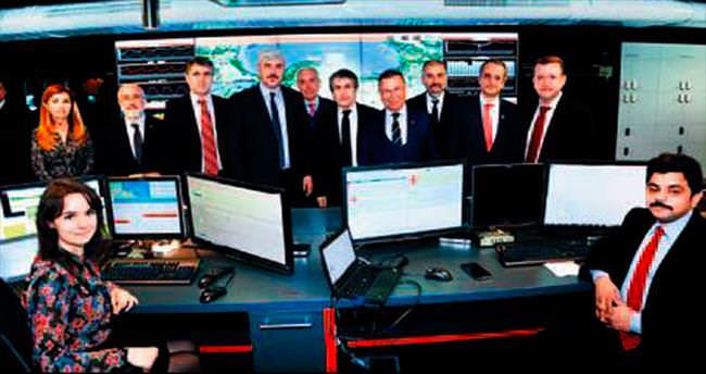 Vodafone'dan 24 milyon TL'lik merkez