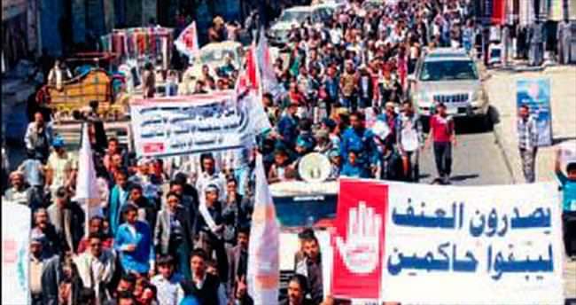 Yemen'de Husilere tepkiler büyüyor
